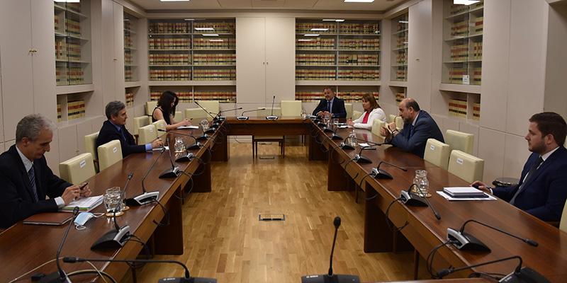 Gobierno regional y Ministerio de Transportes avanzan en infraestructuras  estratégicas como los terrenos de Renfe en Cuenca