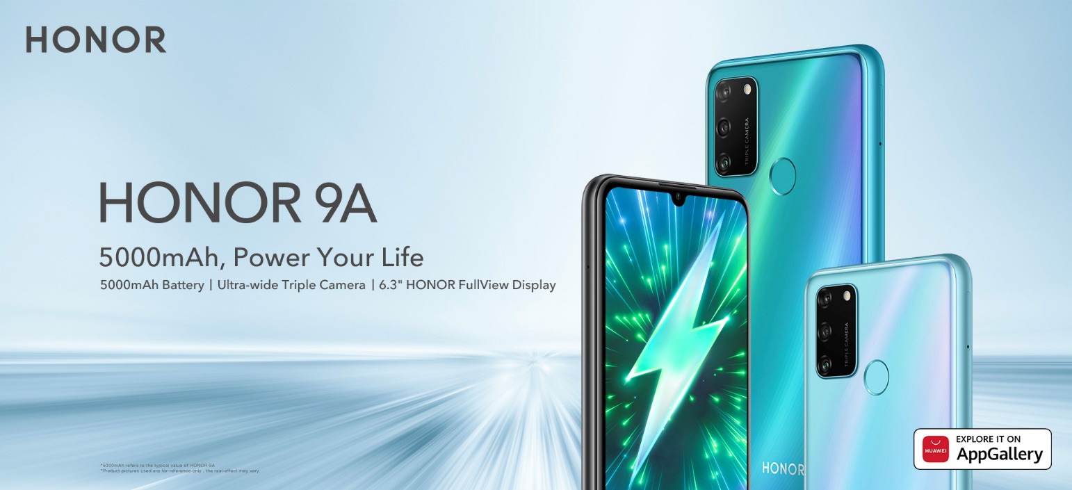 HONOR lanza HONOR 9A, los auriculares True Wireless de HONOR CHOICE e incorpora nuevas y emocionantes funcionalidades a otros productos