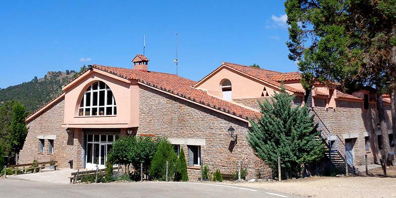 La Diputación de Cuenca abrirá el Albergue Fuente de las Tablas a asociaciones a partir del próximo 1 de julio