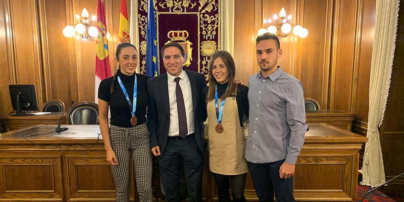La Diputación de Cuenca apoyará con 35.000 euros la carrera deportiva de un total de 39 chicos y chicas de la provincia