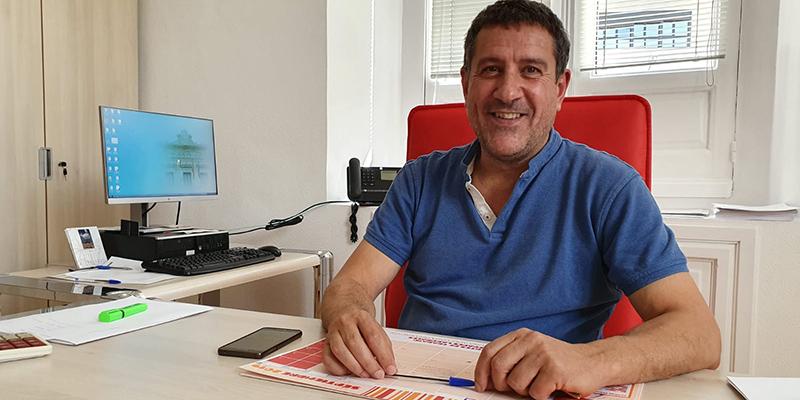 La Diputación de Cuenca y la Asociación regional de Gestores Deportivos colaborarán para mejorar el asesoramiento a los ayuntamientos