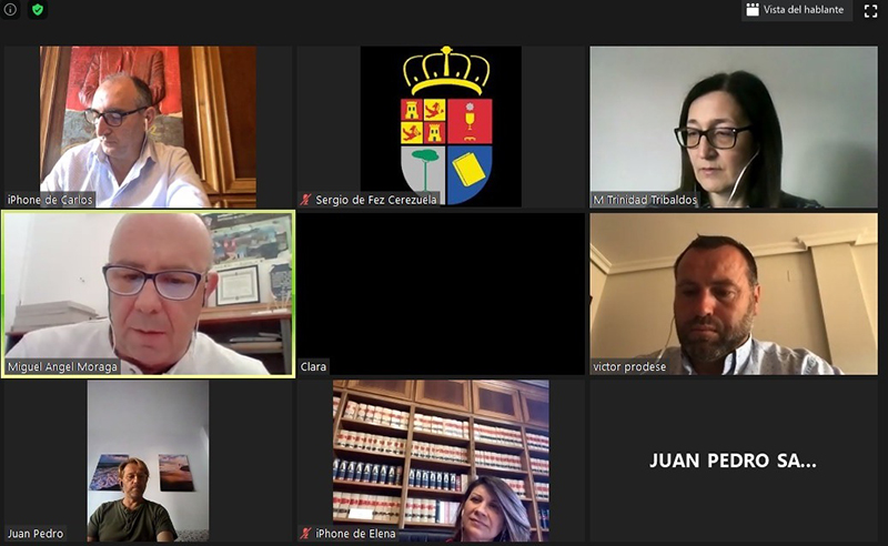 La Diputación de Cuenca y los Grupos de Acción Local ven en la venta online y el turismo rural los motores para reactivar la economía