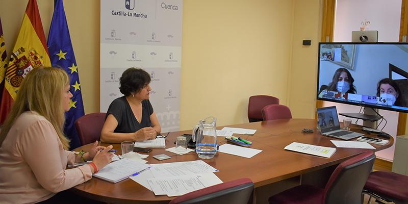 La Junta ha entregado más de 7.300 elementos de protección al municipio de Belmonte durante la crisis sanitaria