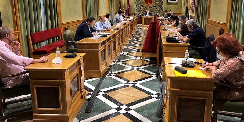 La Mesa de Reconstrucción de Cuenca recoge las aportaciones de agentes y organizaciones sociales, educativas y vecinales