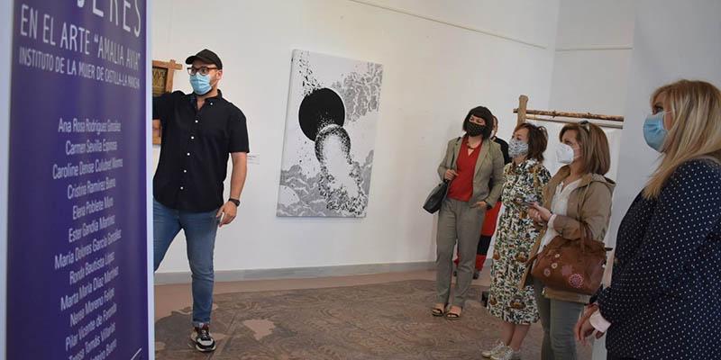 La Sala Iberia acoge la exposición itinerante ´Mujeres en el arte Amalia Avia´ del 16 de junio al 5 de julio