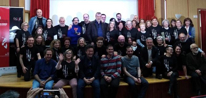 Las Casas Ahorcadas y otros ocho festivales de novela negra crean el 'Premio Paco Camarasa' para reconocer el talento de escritores noveles o menores de 45 años