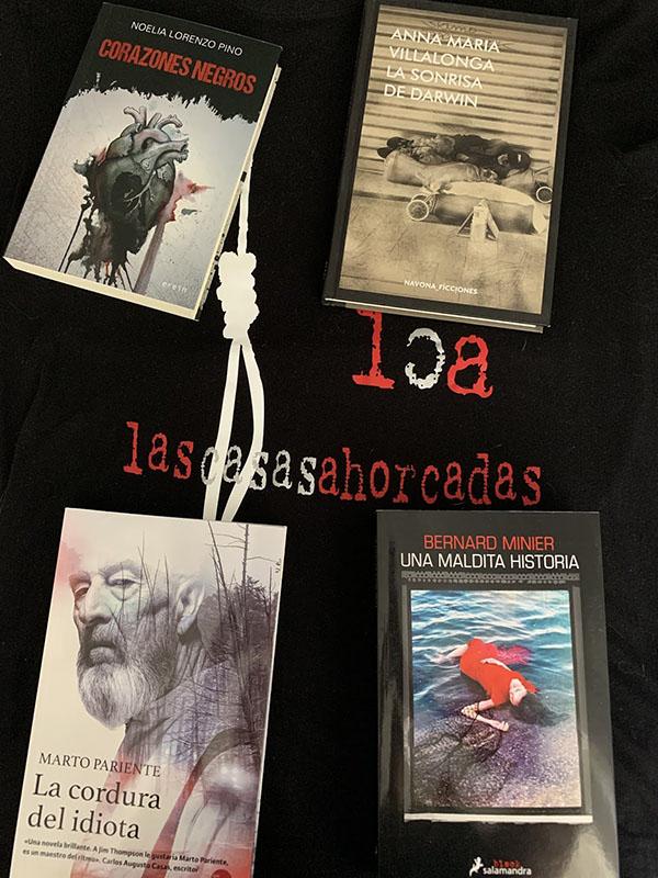 Las Casas Ahorcadas ya tiene los cuatro finalistas que optan al premio Tormo Negro Masfarné