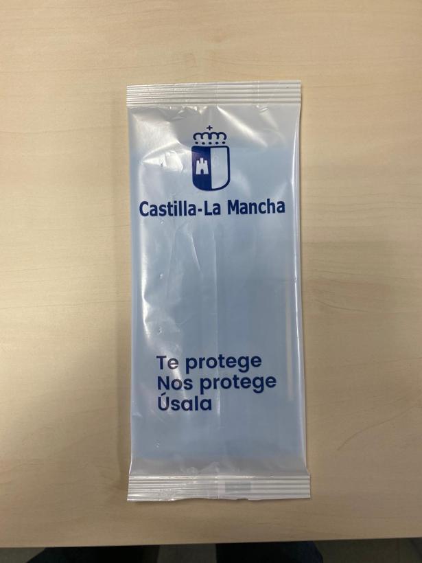 Más de la mitad de los ciudadanos que han recogido su pack de mascarillas en las farmacias de Castilla-La Mancha se han beneficiado de la gratuidad de este recurso