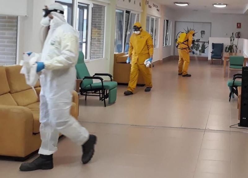 Miércoles 10 de junio Guadalajara registra un fallecido por coronavirus y Cuenca dos nuevos casos confirmados
