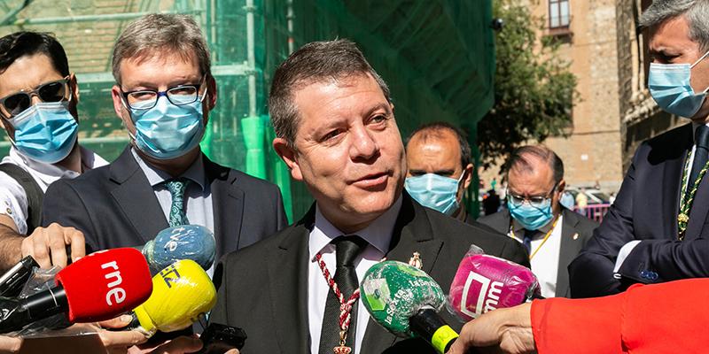 """Page anuncia la gratuidad de los museos dependientes de la Junta de Castilla-La Mancha """"mientras se mantenga la pandemia"""""""