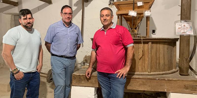 Prieto reclama una 'Ruta de las Harinas Conquenses' que amplifique y refuerce  la oferta de turismo rural de la provincia