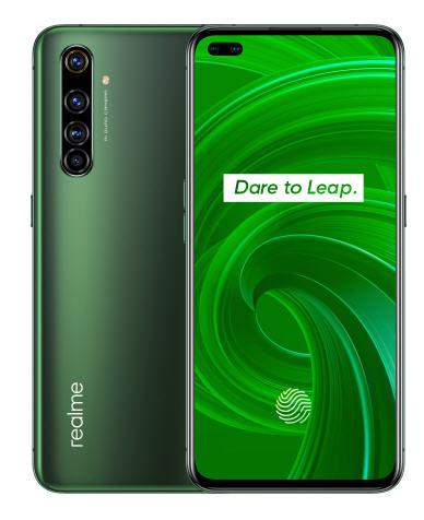 Realme anuncia la llegada del nuevo X50 5G a España