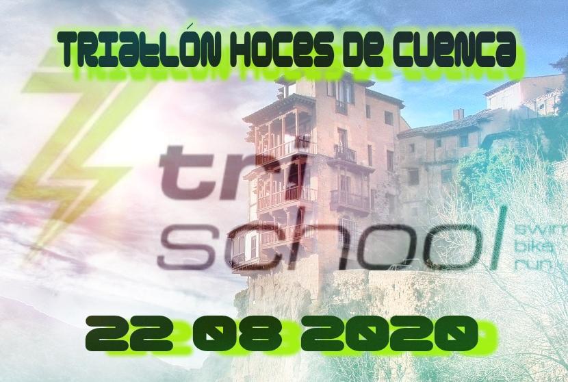 Suspendida la XXXII Triatlón Hoces de Cuenca