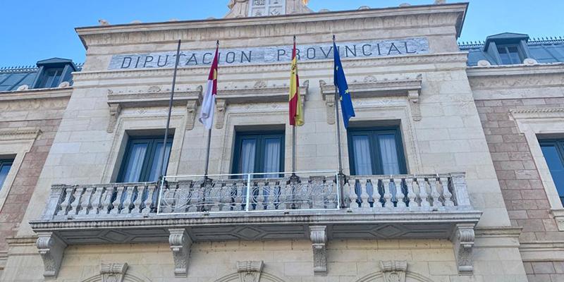 Todos los servicios de la Diputación de Cuenca atenderán a partir del lunes con cita previa