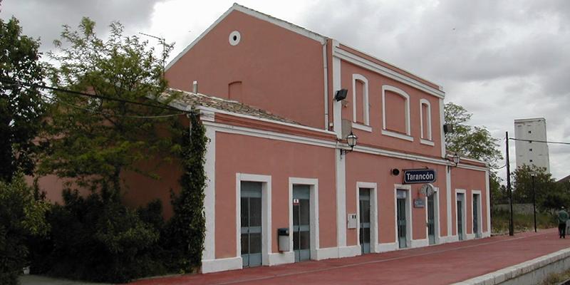 Adif licita la redacción del proyecto para la rehabilitación integral del edificio de viajeros de la estación de Tarancón