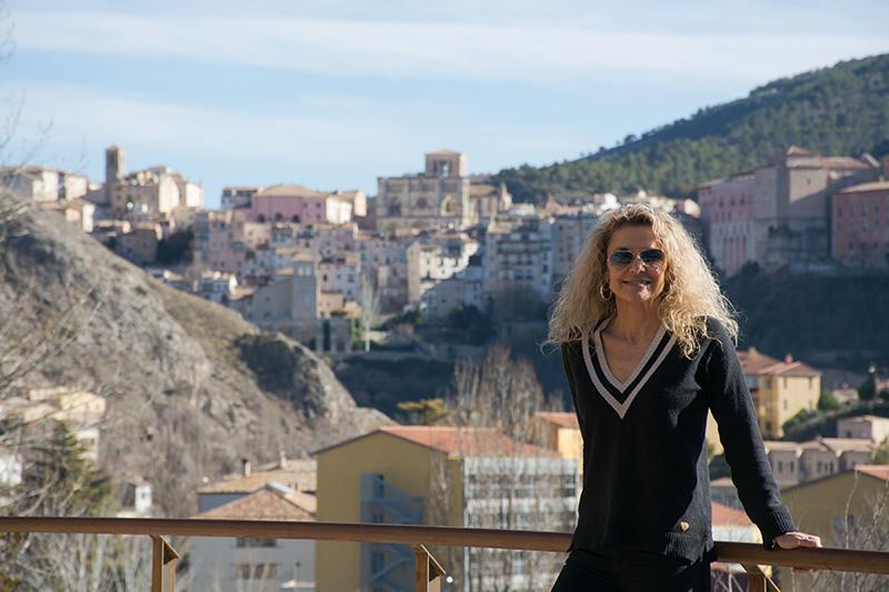 """Amparo Merino """"El turismo volverá a ser uno de los motores de nuestra economía"""""""