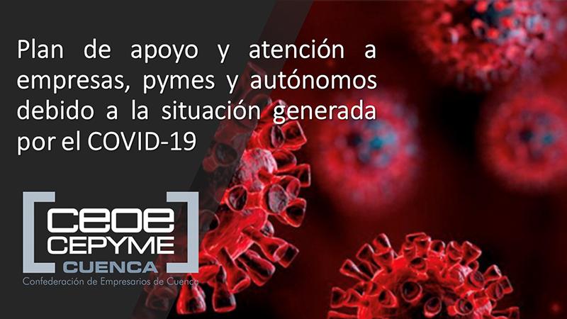 CEOE-Cepyme Cuenca señala que se ha habilitado un portal que indica ayudas y novedades de la campaña de impuestos