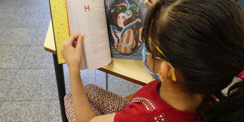 Cruz Roja Cuenca y nueve librerías fomentan la lectura de los más pequeños