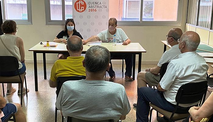 Cuenca Abstracta celebra su Asamblea de socios