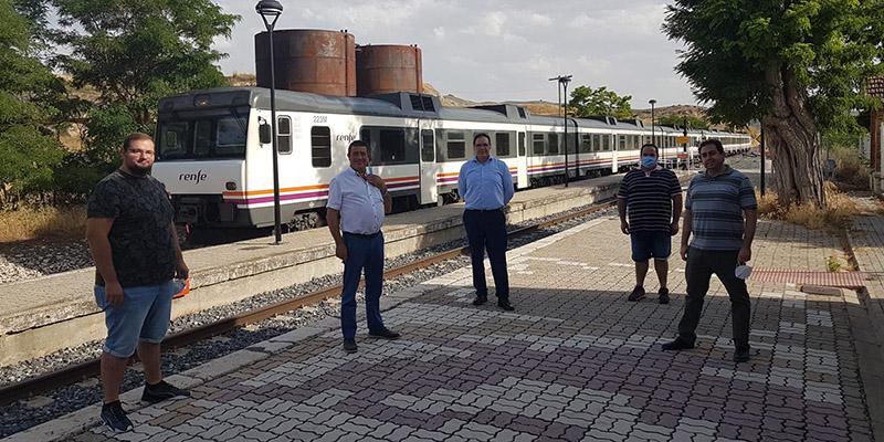 Doménech pide al presidente de RENFE una reunión para que restablezca trenes, mejore e invierta en la línea Madrid-Cuenca-Valencia