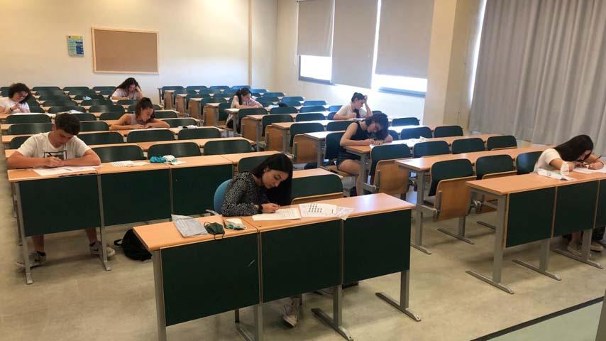 El 96,09 % de los estudiantes aprueba la EvAU en el campus de Cuenca, el porcentaje de aprobados más alto de Castilla-La Mancha