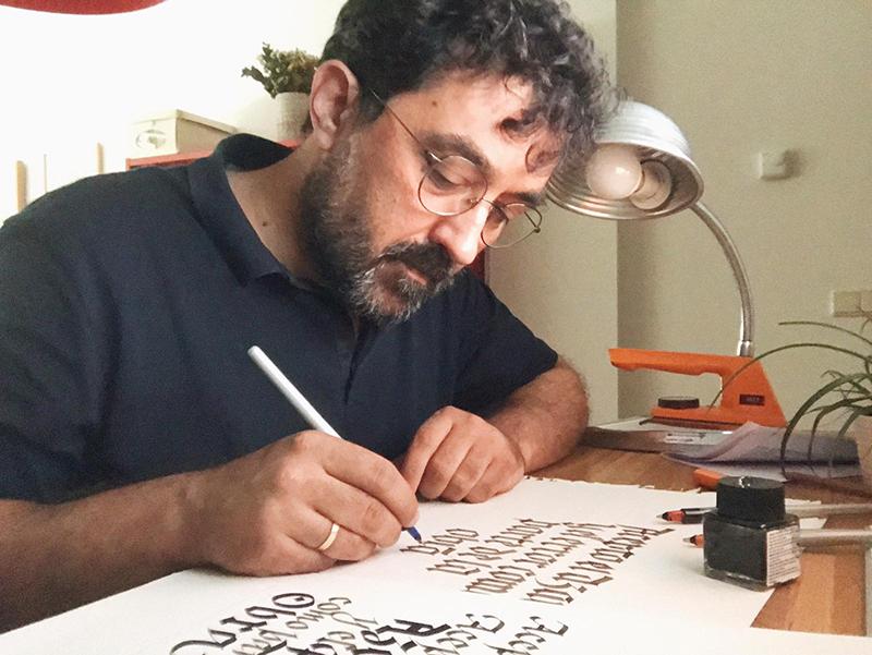 El artista jareño José Antonio Perona diseña el logo oficial de la Asociación de Clubes Deportivos de Cuenca