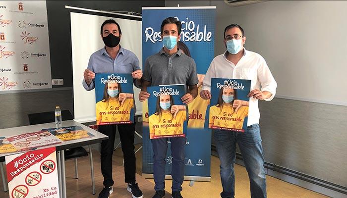 El Ayuntamiento de Cuenca lanza una campaña de concienciación sobre la Covid-19 dirigida a los más jóvenes