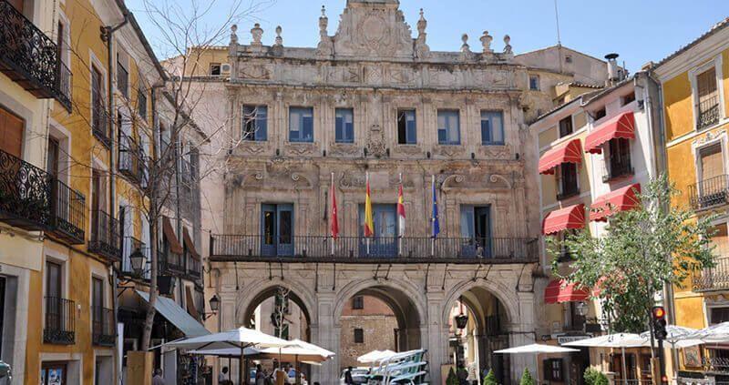 El Ayuntamiento de Cuenca rinde homenaje un año más a las víctimas del terrorismo