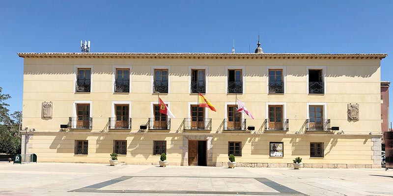 El Ayuntamiento de Tarancón colabora con la VI edición del ´Camino de Santiago´ en la que participan 40 personas