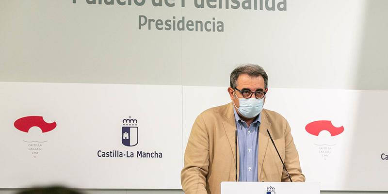 El Gobierno de Castilla-La Mancha aprueba mediante decreto la obligatoriedad del uso de mascarilla