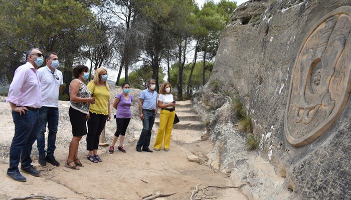 El Gobierno regional colaborará con el Ayuntamiento de Buendía para potenciar el turismo y la economía de la localidad