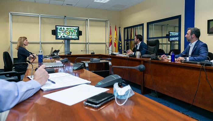 El Gobierno regional impulsa la participación de ayuntamientos y diputaciones en la Estrategia de Economía Circular para recoger las particularidades de todos los territorios