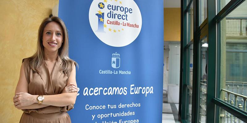 El Gobierno regional renueva la Carta de Servicios de la Oficina Europe Direct Castilla-La Mancha para mejorar el acceso a su información