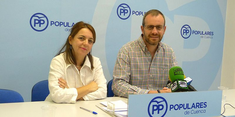 El PP pedirá que la Diputación de Cuenca se implique de manera activa y real en la defensa del tren