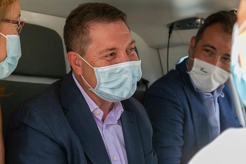 El uso de las mascarillas de forma permanente también será obligatorio en Castilla-La Mancha
