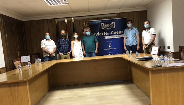 Invierte en Cuenca explora las capacidades exportadoras de las empresas de El Provencio