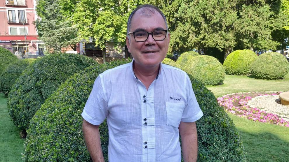 José Ignacio Albentosa dimite como concejal en el Ayuntamiento de Cuenca