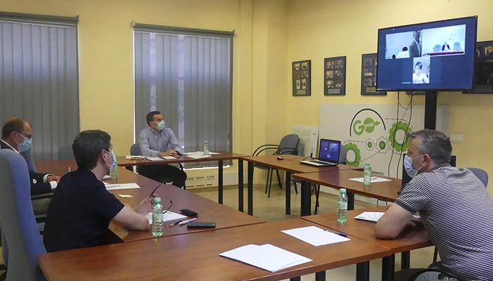 La Comisión de Suelo Industrial de Cuenca realizará reuniones para mejorar infraestructuras y electricidad de los polígonos