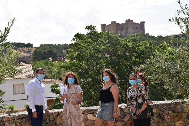 La Diputación de Cuenca invertirá 30.000 euros en la rehabilitación y adecuación del Hospital de San Andrés de Belmonte