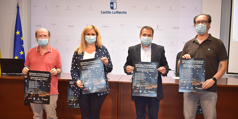 La III edición de la observación de estrellas en la Serranía de Cuenca llegará a ocho municipios de la provincia y a 500 personas
