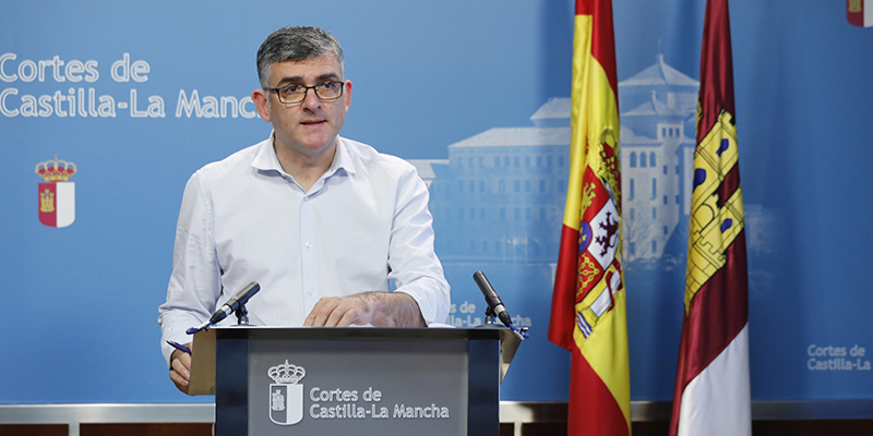 La Mesa de las Cortes da luz verde a la solicitud de una comisión de estudio de los efectos de la COVID-19 planteada por los grupos del PSOE y Cs