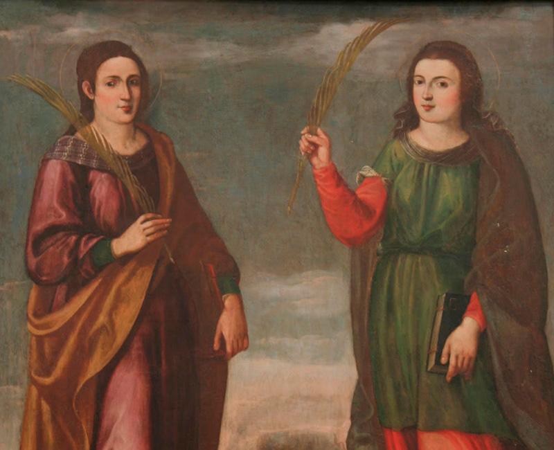 La Misa en honor a Santas Justa y Rufina en Huete se ofrecerá por los fallecidos del COVID-19