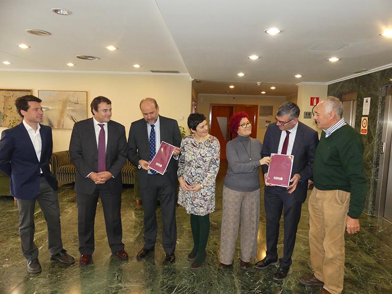 La patronal conquense destaca que la petición de los presidentes regionales cumple una de sus demandas