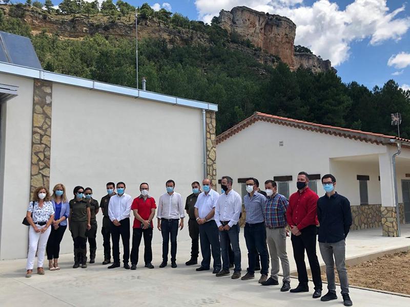 La provincia de Cuenca ha visto reducida este año en más del 90% la superficie quemada por incendios respecto a 2019