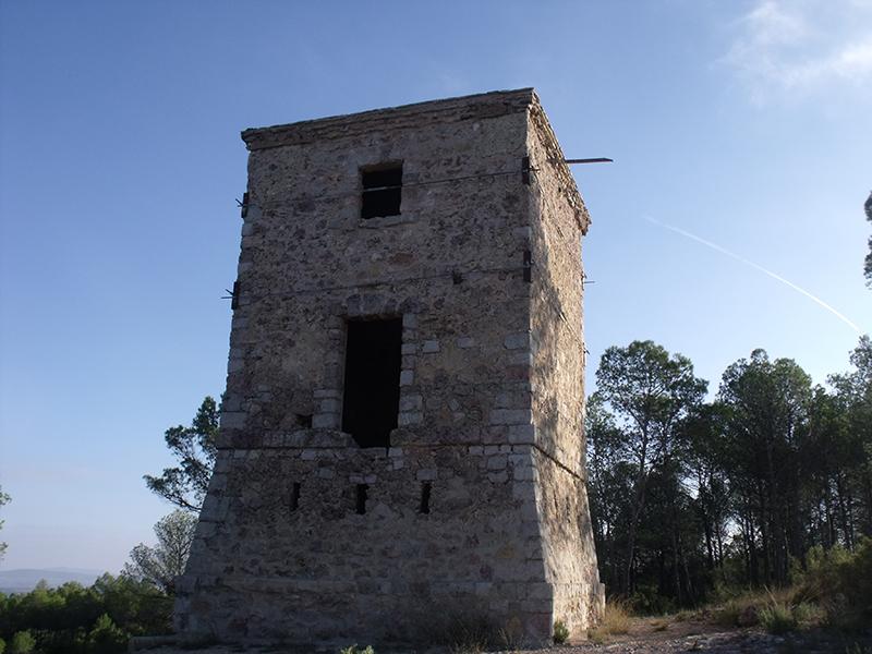 Las Líneas de Telegrafía Óptica de la provincia de Cuenca, declaradas Bien de Interés Cultural con la categoría de Sitio Histórico