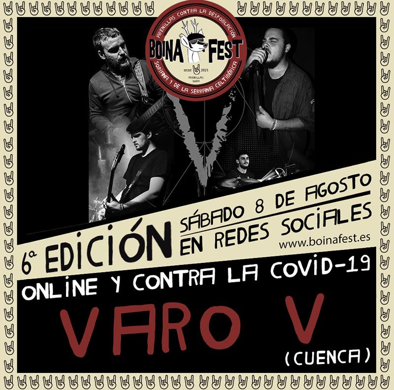 Varo V representará a Cuenca en el Boina Fest y se une a su la lucha contra la despoblación y el coronavirus