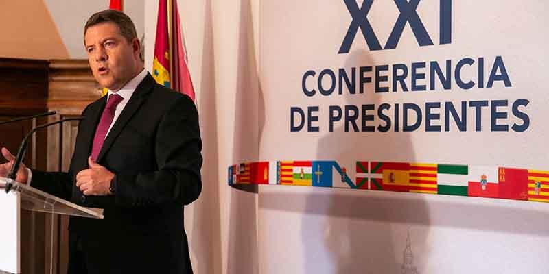 Page plantea en la XXI Conferencia de Presidentes que España destine al menos el 25% de su gasto sanitario total a la Atención Primaria