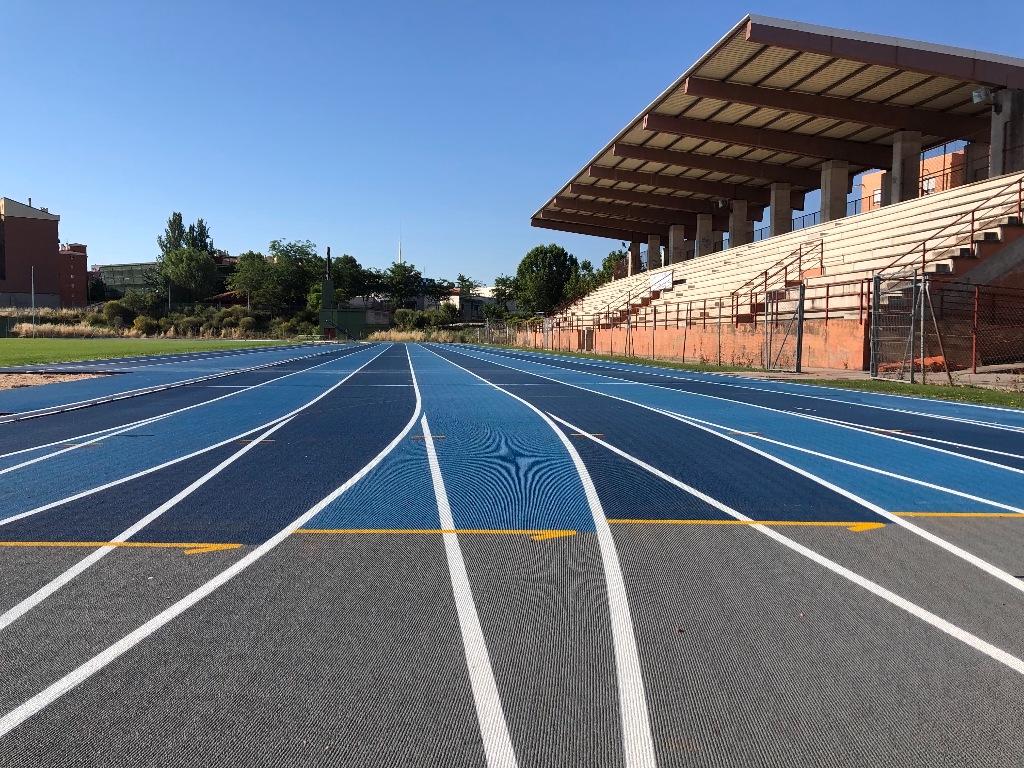 El Ayuntamiento de Cuenca abre para el uso de los clubes de atletismo la pista Luis Ocaña previa solicitud