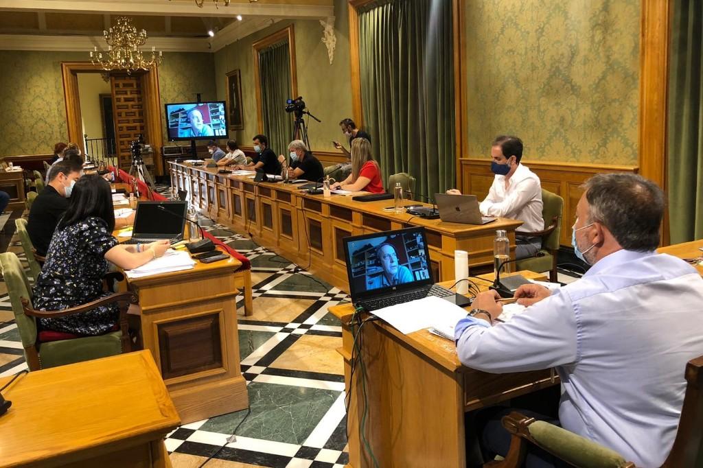 La nueva Ordenanza aprobada en el Pleno de Cuenca reduce el plazo de tramitación de pequeñas obras de dos meses a 15 días