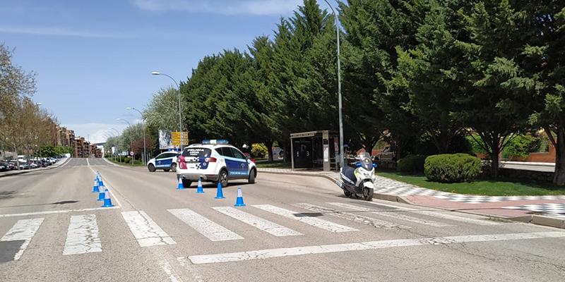 Policía Local de Cuenca y Agentes de Movilidad llevan a cabo esta semana una campaña de control de velocidad